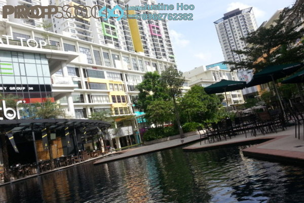 For Sale Condominium at Setia Walk, Pusat Bandar Puchong Freehold Semi Furnished 2R/2B 600k