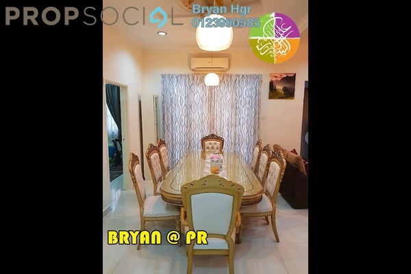 For Sale Semi-Detached at Tinta, Alam Impian Freehold Fully Furnished 5R/5B 1.47m