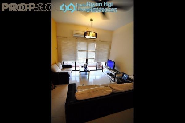 For Rent Condominium at Pelangi Utama, Bandar Utama Leasehold Fully Furnished 3R/2B 2.3k