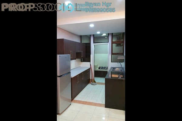 For Rent Condominium at Pelangi Utama, Bandar Utama Leasehold Fully Furnished 3R/2B 2.6k