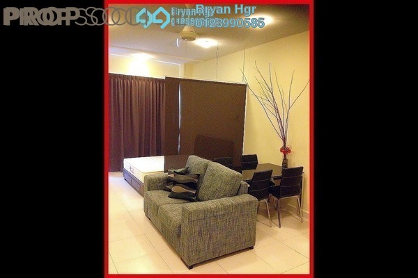 For Rent SoHo/Studio at Neo Damansara, Damansara Perdana Leasehold Fully Furnished 0R/1B 1.6k