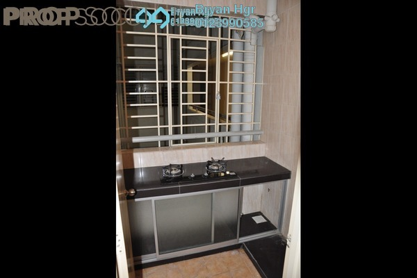 For Rent Condominium at Metropolitan Square, Damansara Perdana Leasehold Semi Furnished 3R/2B 1.9k