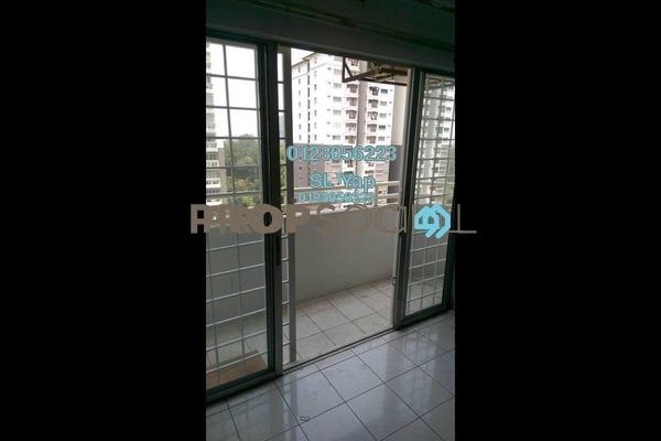 For Sale Condominium at Endah Ria, Sri Petaling Freehold Semi Furnished 3R/2B 468k