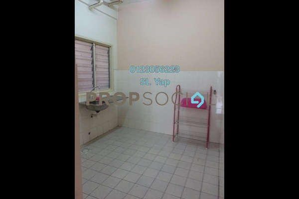 For Sale Condominium at Jalil Damai, Bukit Jalil Freehold Semi Furnished 3R/2B 400k