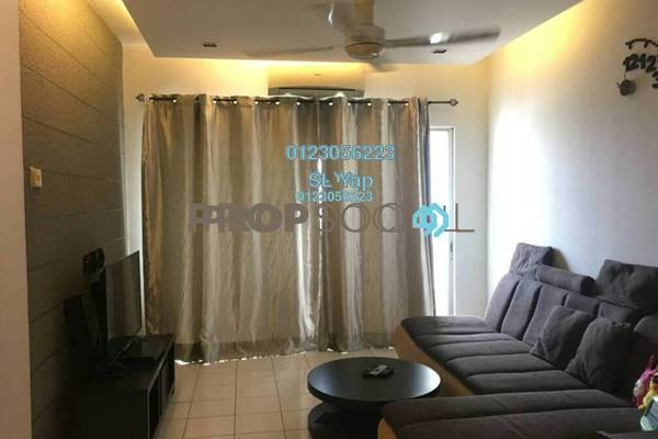 For Sale Condominium at Widuri Impian, Desa Petaling Freehold Fully Furnished 3R/2B 380k
