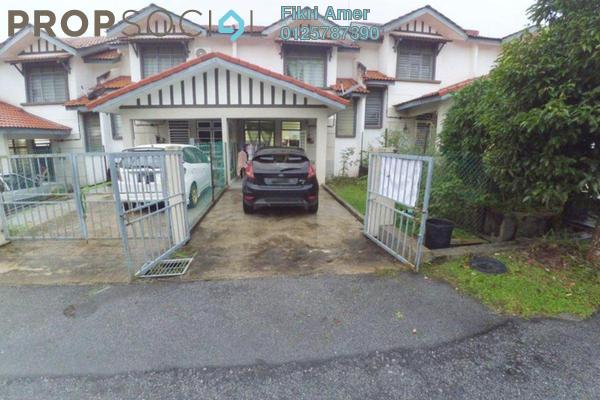 For Sale Terrace at Taman Salak Perdana, Sepang Freehold Unfurnished 3R/2B 310k