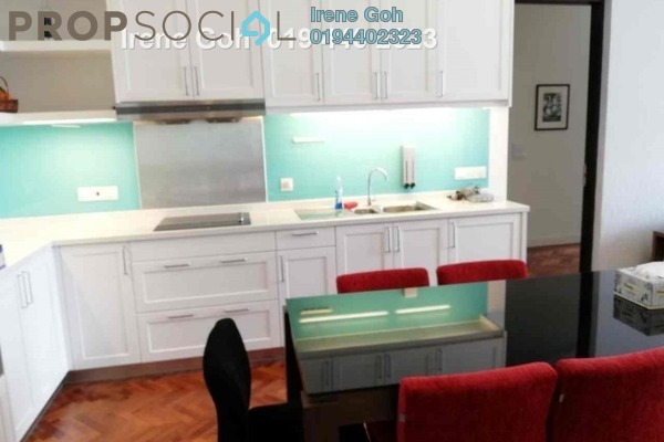 For Rent Condominium at Quayside, Seri Tanjung Pinang Freehold Fully Furnished 1R/2B 4.5k