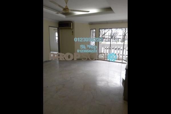 For Sale Condominium at Endah Villa, Sri Petaling Freehold Semi Furnished 3R/2B 400k
