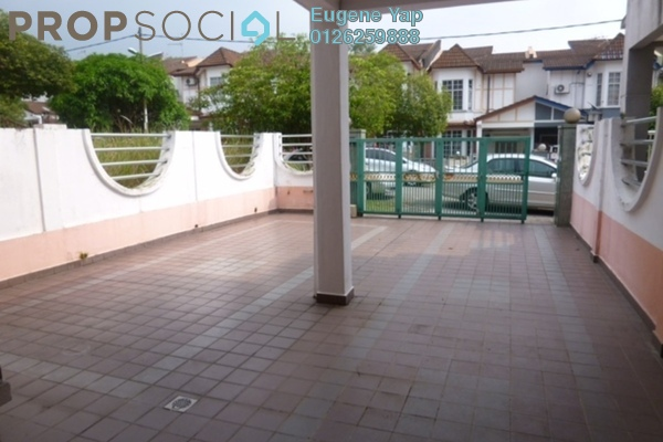 For Sale Terrace at BRP 1, Bukit Rahman Putra Freehold Semi Furnished 4R/3B 655k