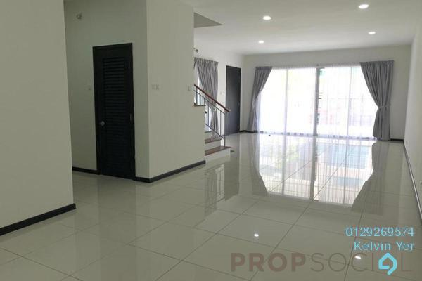 For Sale Terrace at Emerald West, Rawang Freehold Semi Furnished 6R/5B 850k