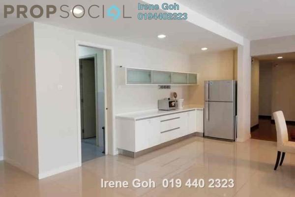 For Rent Condominium at BayStar, Bayan Indah Freehold Fully Furnished 4R/4B 5.5k