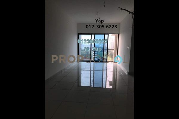 For Sale Serviced Residence at The Link 2 Residences, Bukit Jalil Freehold Unfurnished 2R/2B 610k