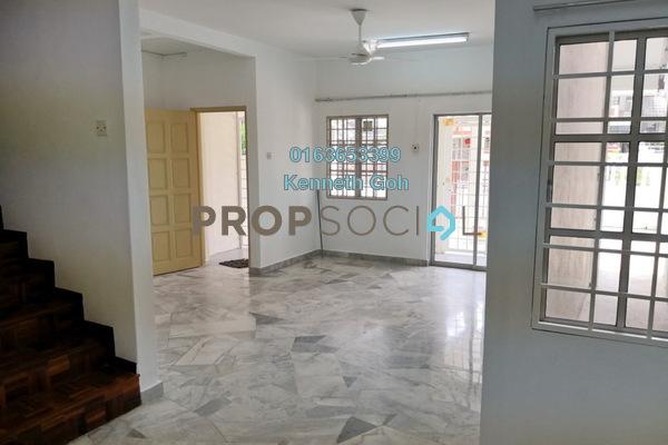 For Sale Terrace at BK5, Bandar Kinrara Freehold Semi Furnished 4R/3B 740k