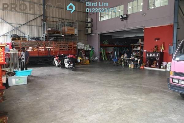 For Sale Terrace at Taman Perindustrian Kinrara, Bandar Puchong Jaya Freehold Semi Furnished 1R/4B 4.58m