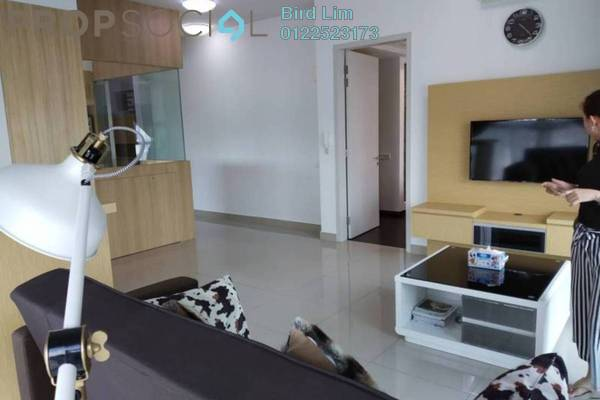 For Rent Terrace at The Leafz, Sungai Besi Freehold Fully Furnished 3R/2B 2.58k