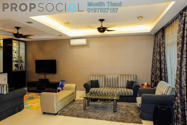 For Sale Terrace at Kajang 2, Kajang Freehold Semi Furnished 3R/3B 699k