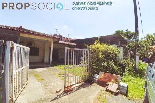 For Sale Terrace at Taman Kajang Utama, Kajang Freehold Unfurnished 3R/1B 380k