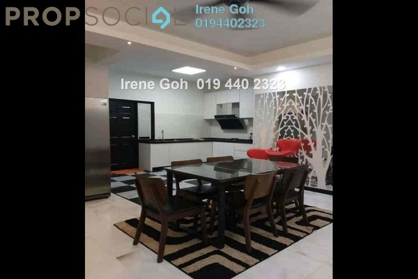 For Rent Condominium at Marina Bay, Tanjung Tokong Freehold Fully Furnished 3R/3B 4k