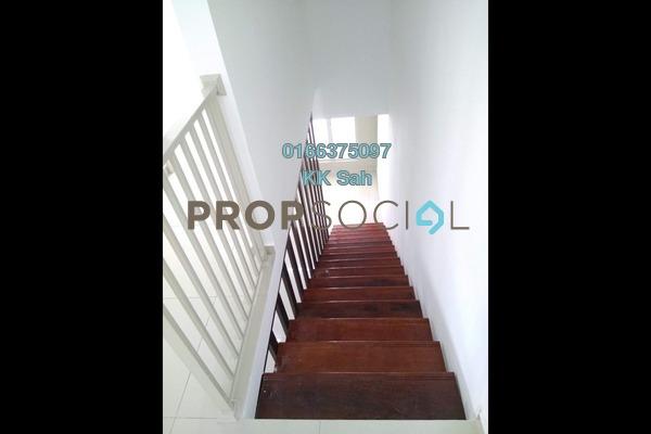 For Sale Link at Taman Jelok Indah, Kajang Freehold Semi Furnished 3R/2B 395k
