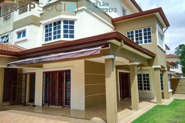 For Sale Semi-Detached at Taman Bukit Segar Jaya 2, Cheras Freehold Semi Furnished 6R/4B 1.15m