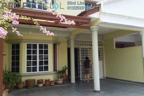For Sale Terrace at Taman Orkid Desa, Cheras Freehold Semi Furnished 4R/3B 748k