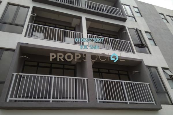 For Sale Townhouse at Spring Villa, Bandar Mahkota Cheras Freehold Unfurnished 3R/2B 346k