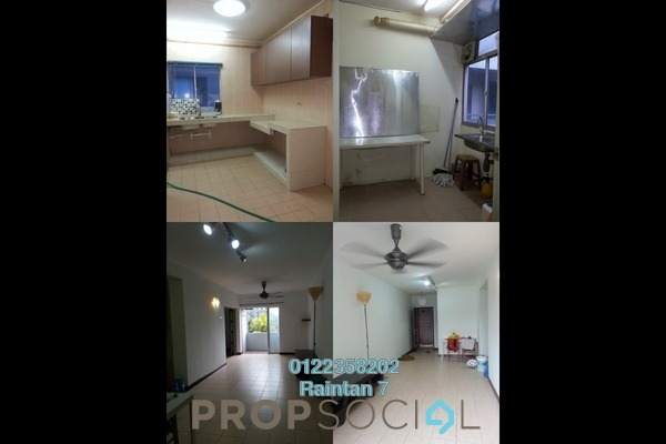 For Rent Condominium at Amadesa, Desa Petaling Freehold Semi Furnished 1R/2B 1.15k