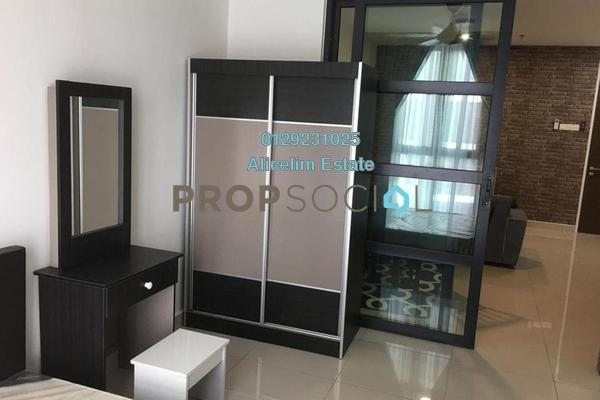 For Rent Condominium at H2O Residences, Ara Damansara Freehold Fully Furnished 1R/1B 1.6k