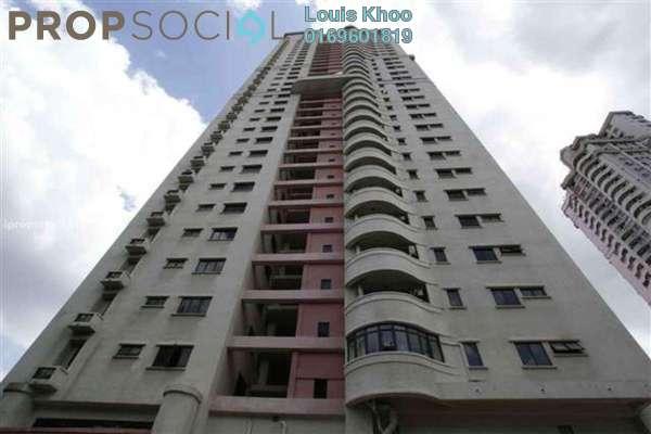 For Sale Condominium at Angkasa Impian 1, Bukit Ceylon Freehold Semi Furnished 4R/3B 800k