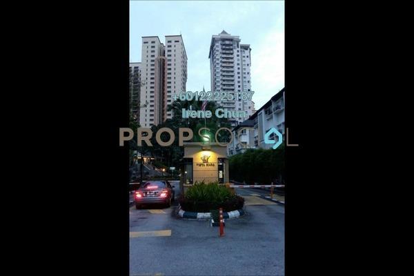 For Sale Condominium at Vista Kiara, Mont Kiara Freehold Semi Furnished 3R/2B 680k