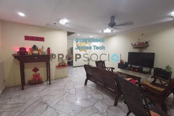 For Sale Terrace at Taman Sentosa, Klang Freehold Semi Furnished 4R/3B 399k