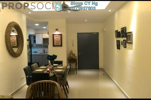For Rent Condominium at One South, Seri Kembangan Freehold Fully Furnished 3R/2B 2.3k