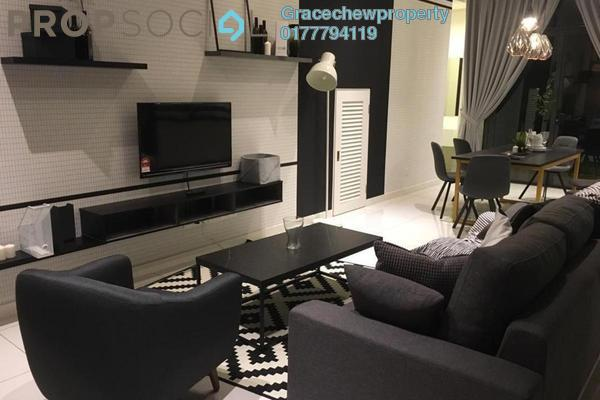 For Rent Terrace at Avira, Medini Freehold Fully Furnished 3R/3B 3.2k