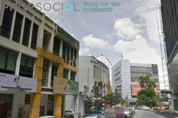 For Rent Shop at Kenari, Bandar Puchong Jaya Freehold Unfurnished 0R/0B 4.3k