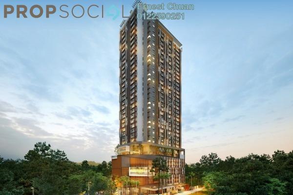 For Sale Serviced Residence at Sinaran @ Wangsa Maju, Wangsa Maju Freehold Semi Furnished 2R/2B 430k