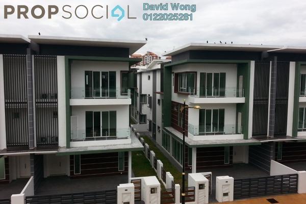 For Rent Semi-Detached at Surian Tropika Homes, Bandar Sungai Long Freehold Unfurnished 6R/7B 3.8k