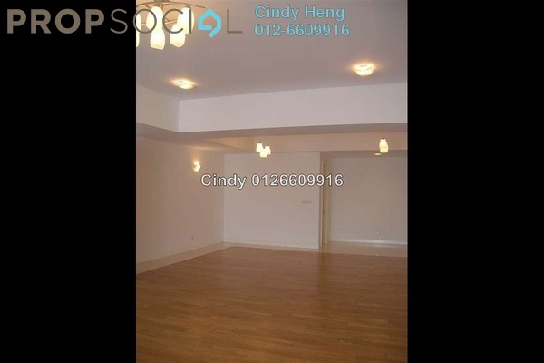 For Rent Condominium at Bangsar Peak, Bangsar Freehold Semi Furnished 3R/4B 11.0千