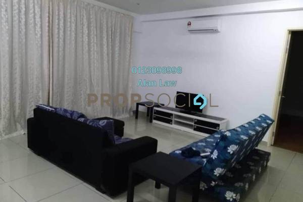 For Rent Condominium at Arte KL, Kuchai Lama Freehold Fully Furnished 3R/3B 2.9k
