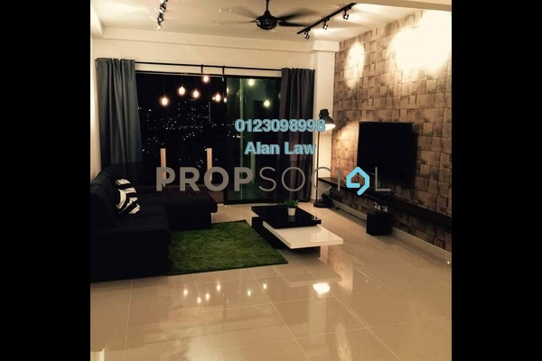 For Sale Condominium at Arte KL, Kuchai Lama Freehold Semi Furnished 3R/3B 980k