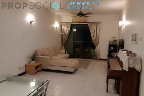For Sale Condominium at Nadia, Desa ParkCity Freehold Semi Furnished 2R/2B 880k