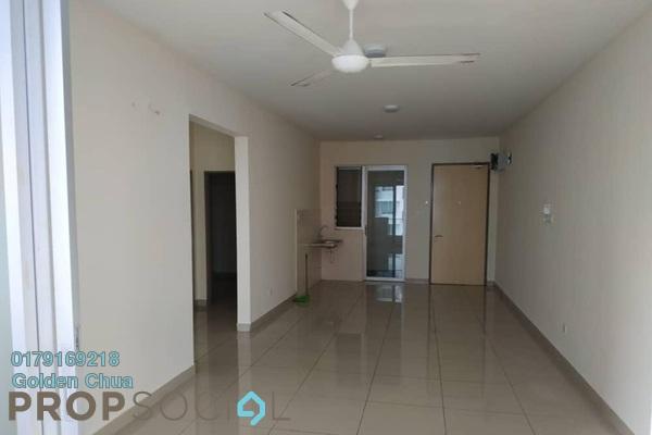 For Rent Condominium at Platinum Lake PV21, Setapak Freehold Unfurnished 2R/2B 1.3k
