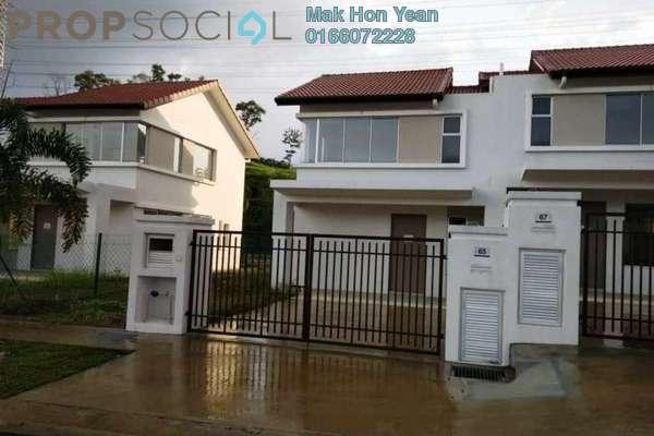 For Sale Terrace at BK8, Bandar Kinrara Freehold Semi Furnished 4R/3B 1.1m