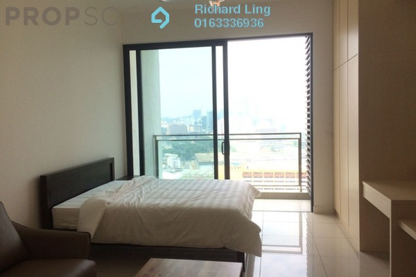 For Rent SoHo/Studio at Nadi Bangsar, Bangsar Freehold Fully Furnished 1R/1B 2.5k