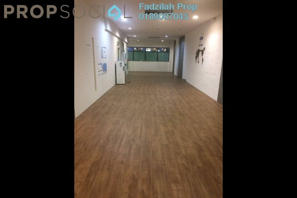 For Rent Office at Solaris Mont Kiara, Mont Kiara Freehold Unfurnished 0R/0B 5.2k