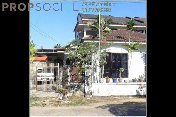 For Sale Terrace at Kampung Tepus, Kelantan Freehold Unfurnished 0R/0B 360k