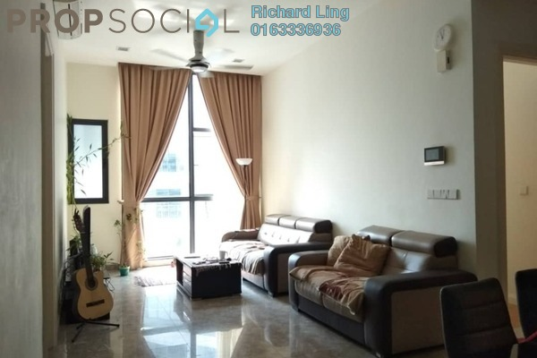 For Rent Serviced Residence at Laman Ceylon, Bukit Ceylon Freehold Fully Furnished 2R/2B 3.8k