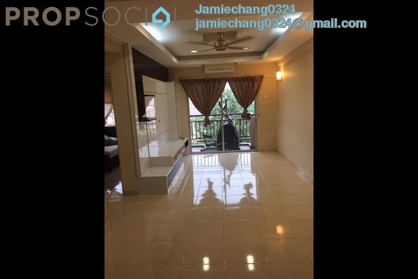 For Rent Condominium at Ampang Boulevard, Ampang Freehold Fully Furnished 3R/2B 1.9k