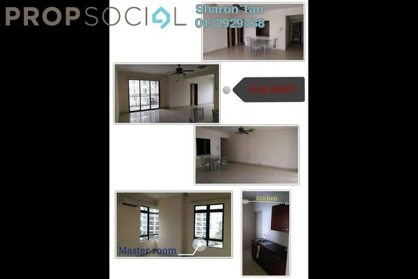 For Rent Condominium at Sri Putramas II, Dutamas Freehold Semi Furnished 3R/2B 2k