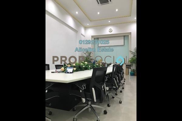For Rent Factory at Kawasan Perindustrian Kundang, Rawang Freehold Fully Furnished 0R/8B 85k