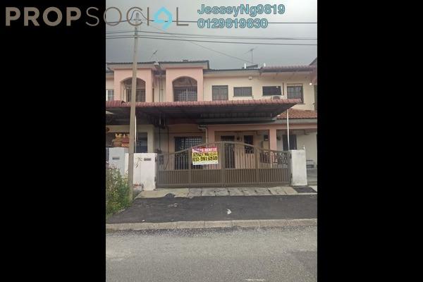 For Rent Terrace at Medan Pengkalan Megah, Ipoh Freehold Fully Furnished 4R/3B 1.1k